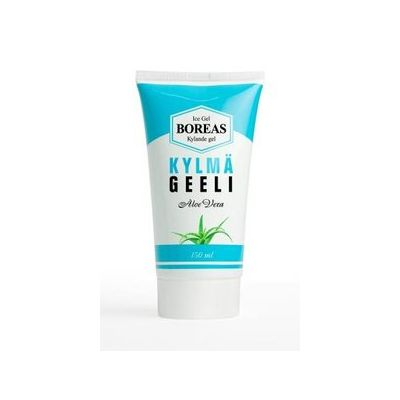 Boreas kylmägeeli Aloe Vera tuubi X150 ml