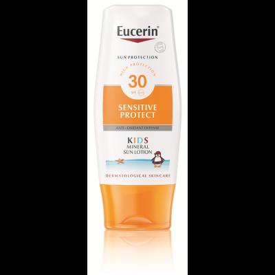 Eucerin Sun sensProtectKidsSPF30+ 150 ml