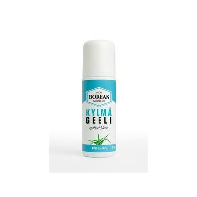 Boreas kylmägeeli Aloe Vera roll on X75 ml