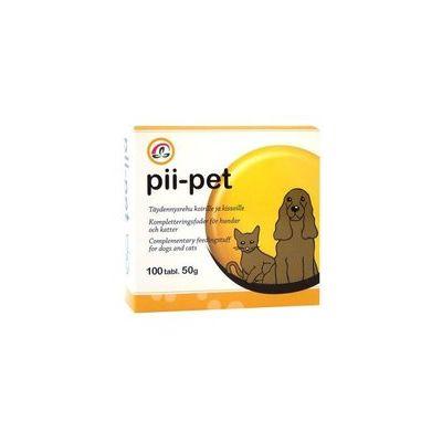 AIKA Piipet Zinc (Pii-pet) 100 tabl