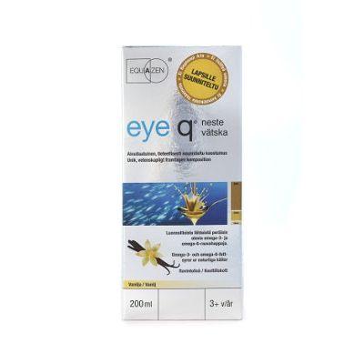 Eye q nestemäinen rasvahappovalmiste 200 ml