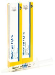 MIRRIX VET 11,5 % oraalipasta (annosruisku)3 g