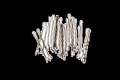 Cailap hiuspinni ruskea X24 kpl