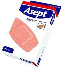 ASEPT LAASTARI PLASTIC XL X8 KPL