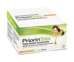 PRIORIN EXTRA 180 kaps