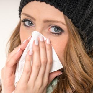 Flunssan hoito